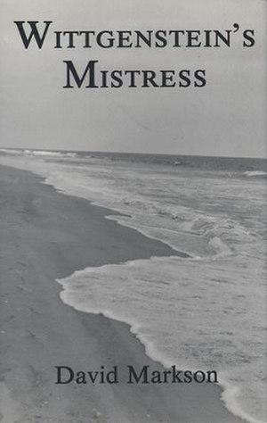 Wittgenstein's Mistress - first edition cover