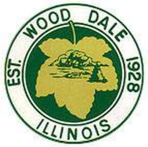 Wood Dale, Illinois - Image: Wood Dale Illinois Logo