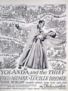 <i>Yolanda and the Thief</i> 1945 film by Vincente Minnelli