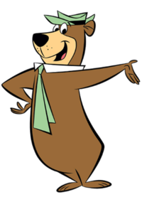Image result for yogi bear