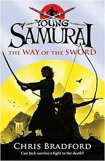 <i>Young Samurai: The Way of the Sword</i> 2009 book by Chris Bradford