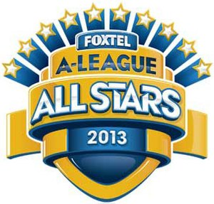 2013 A-League All Stars Game - Image: 2013 A League All Stars Game
