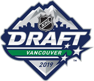 2019 NHL Entry Draft 57th annual meeting of National Hockey League franchises to select newly eligible players