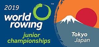 2019 World Rowing Junior Championships