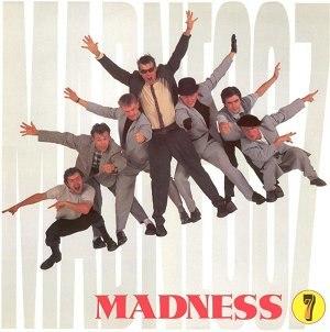 7 (Madness album) - Image: 7 madness album
