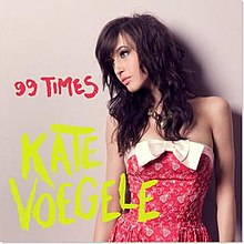 99 times (Kate Voegele single - cover art).jpg