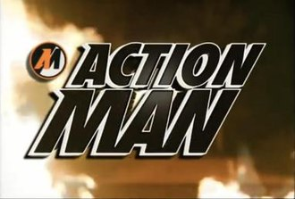 Action Man (1995 TV series) - Title card