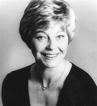 Rosemary Leach - Photo: Geoff Shields, 1981