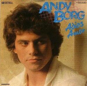 Adiós Amor (Andy Borg song) - Image: Adiós Amor (Andy Borg song)