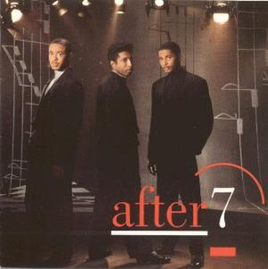 After 7 (album) - Image: After 7 Front