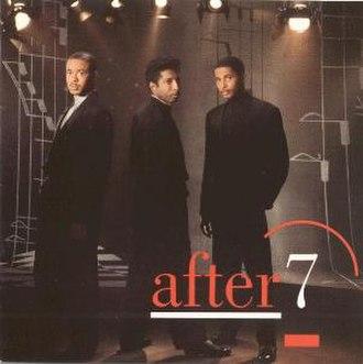 After 7 (album) - Image: After 7 Front