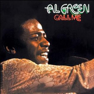 Call Me (Al Green album) - Image: Al Green Call Me