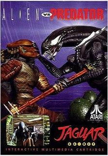 <i>Alien vs Predator</i> (Atari Jaguar game)