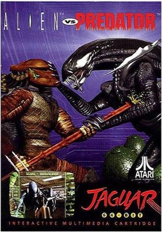 Alien vs Predator (Atari Jaguar game) - Image: Alien vs Predator (Jaguar game)