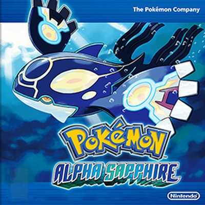 Picture of a game: Pokemon Omega Ruby