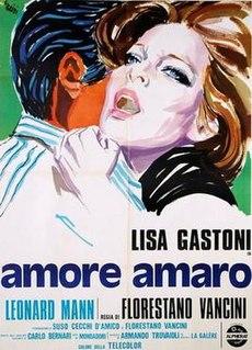 <i>Amore amaro</i> 1974 film by Florestano Vancini