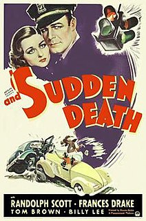 <i>And Sudden Death</i> 1936 American film by Charles Barton