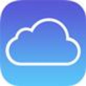MobileMe - iCloud icon