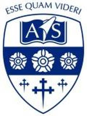Ashford School - Image: Ashford School Crest