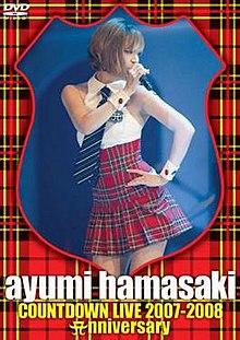 Ayumi Hamasaki Countdown Live 2007 2008 Anniversary