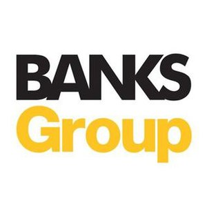 Banks Group - Image: Banks Group logo