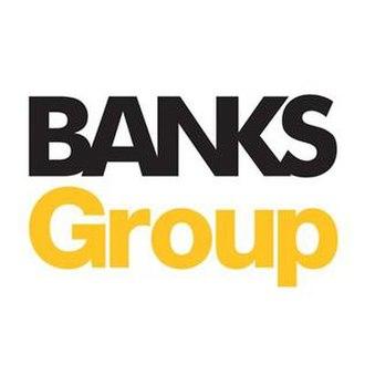 Banks Group - Image: Banks Group logo
