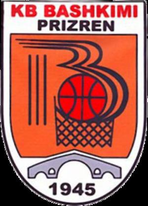 Bashkimi Prizren - Image: Bashkimi Prizren logo