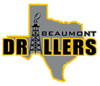 Beaumont Drillers logo