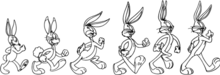 Bugs Bunny's Evolution.PNG