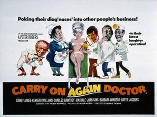 <i>Carry On Again Doctor</i>