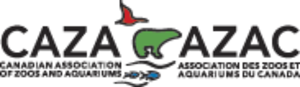 Canada's Accredited Zoos and Aquariums - Image: Caza logo