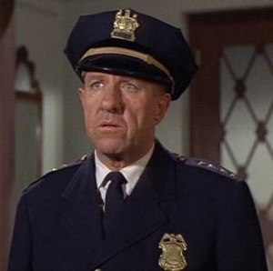 Stafford Repp - Stafford Repp as Chief Clancy O'Hara from Batman