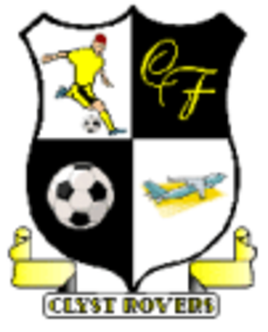 Clyst Rovers F.C. - Image: Clyst Rovers F.C. logo