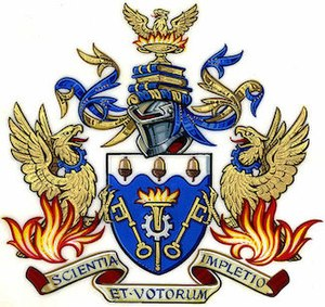 University of East London - University of East London Coat of Arms