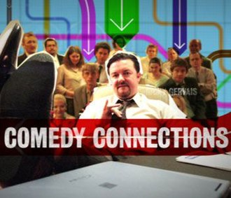 Comedy Connections - Image: Comedy Connections (title card)
