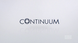 <i>Continuum</i> (TV series) Canadian science fiction series
