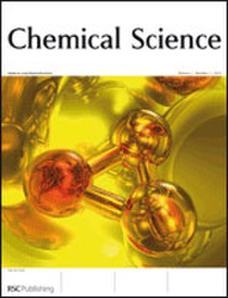 Chemical Science (journal) - Image: Cover Issue Chemical Science