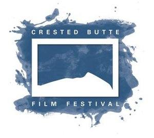 Crested Butte Film Festival - Image: Crestedbuttefilmfest ivallogo