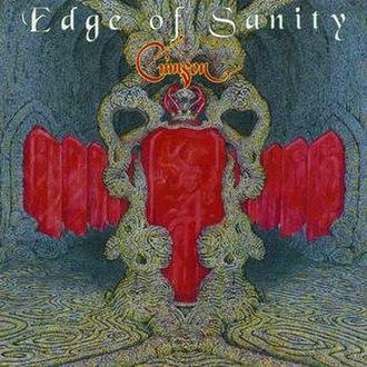 Crimson (Edge of Sanity album) - Image: Crimson Edge of Sanity