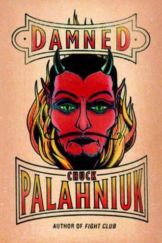 Damned (Palahniuk novel) - Doubleday cover