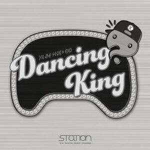 Dancing King - Image: Dancing King Cover