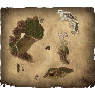 Dawntide - The archipelago which makes up the Vynn territory in Cieve.