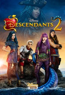 <i>Descendants 2</i> 2017 Disney Channel Original Movie directed by Kenny Ortega