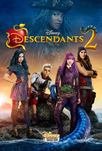 Picture of a movie: Descendants 2