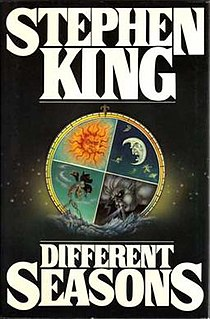 1982 collection of Stephen King novellas
