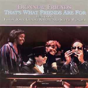 That's What Friends Are For - Image: Dionne and Friends That's What Friends Are For