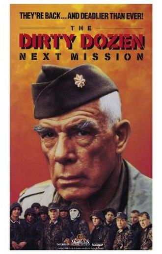 The Dirty Dozen: Next Mission - Original movie poster