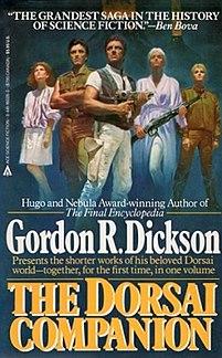 <i>The Dorsai Companion</i> book by Gordon R. Dickson