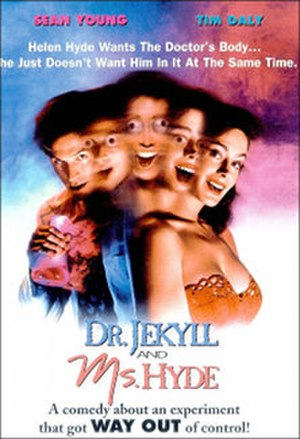 Dr. Jekyll and Ms. Hyde - Dr. Jekyll and Ms. Hyde DVD Cover Art