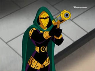 Doctor Cyber - Doctor Cyber as shown in Justice League Unlimited.